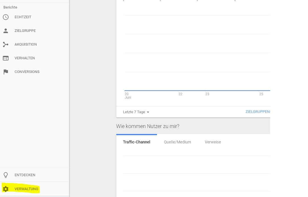 ADV mit Google abschließen - Step 2