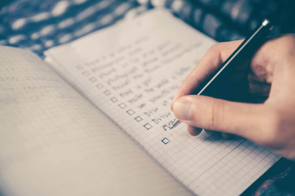 Ultimative WordPress Checkliste für Anfänger