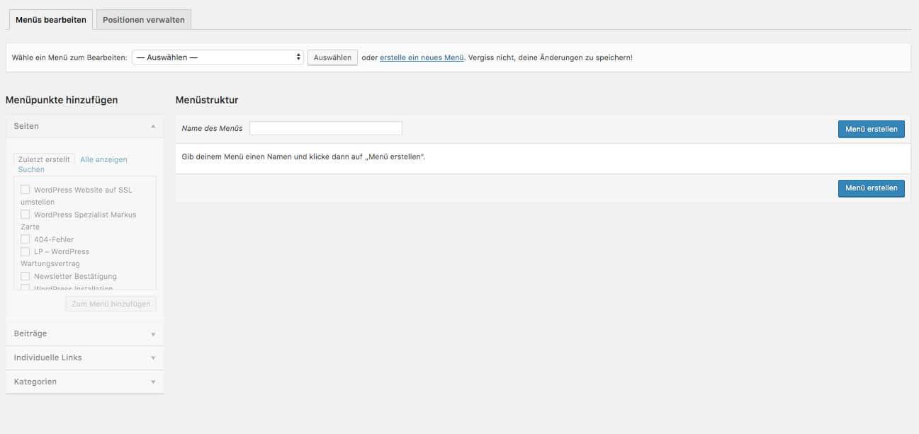 Eigene WordPress Seite 08