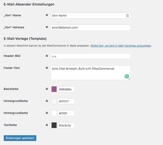 WooCommerce Webshop erstellen - Screenshot 12