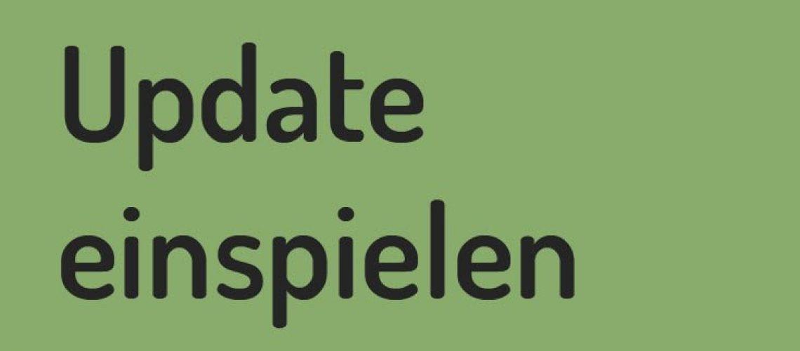 Manuelles WordPress Update einspielen