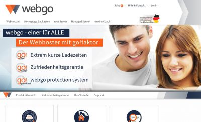 Webgo Hosting Partner